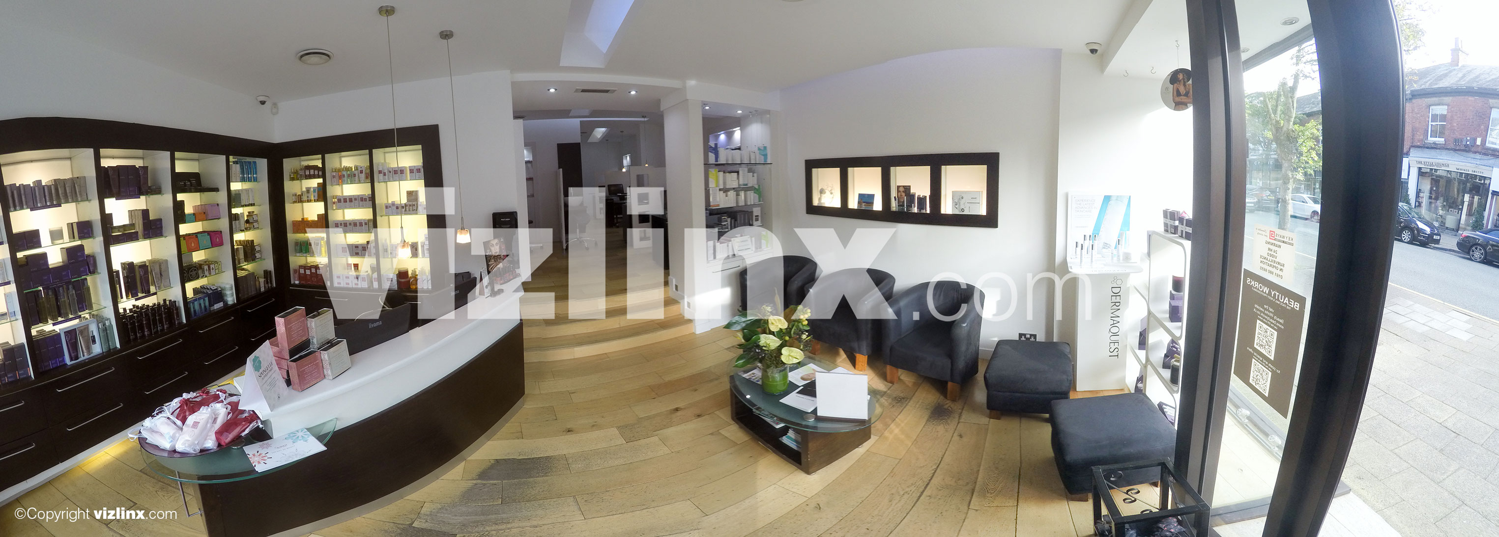 Panorama of Beauty Works